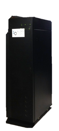 An ExoGENI rack. Click on the figure to learn more about GENI racks.