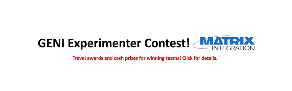 Experimenter Contest 2016